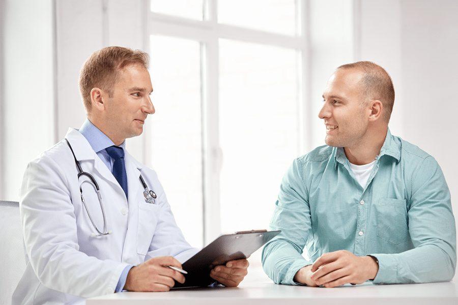 Decálogo de la salud masculina